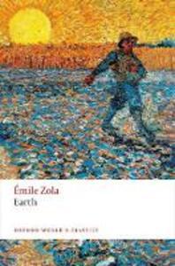 Earth - Emile Zola - cover
