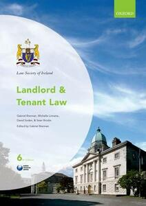 Landlord and Tenant Law - cover