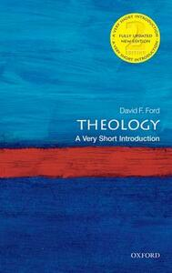 Theology: A Very Short Introduction - David F. Ford - cover