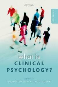 What is Clinical Psychology? - cover