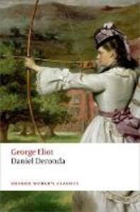 Daniel Deronda - George Eliot - cover