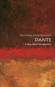 Dante: A Very Short Introduction - Peter Hainsworth,David Robey - cover