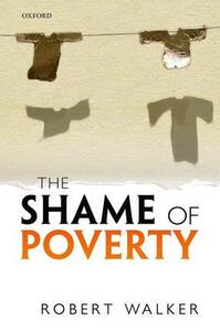 The Shame of Poverty - Robert Walker - cover