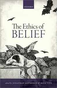 The Ethics of Belief - cover