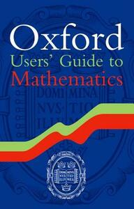 Oxford Users' Guide to Mathematics - cover