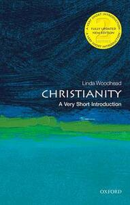 Christianity: A Very Short Introduction - Linda Woodhead - cover