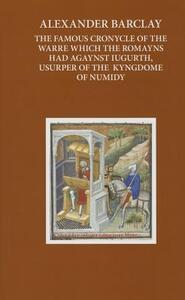 Alexander Barclay's Translation of Sallust's Bellum Iugurthinum - cover