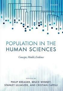 Population in the Human Sciences: Concepts, Models, Evidence - cover