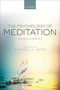The Psychology of Meditation: Research and Practice - cover