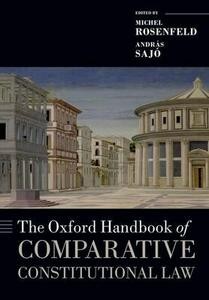 The Oxford Handbook of Comparative Constitutional Law - cover