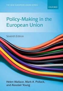 Policy-Making in the European Union - cover