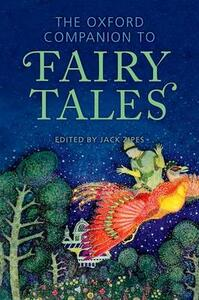 The Oxford Companion to Fairy Tales - cover
