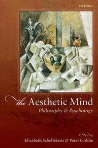 The Aesthetic Mind: Philosophy and Psychology - cover
