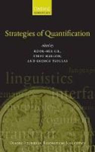 Strategies of Quantification - cover