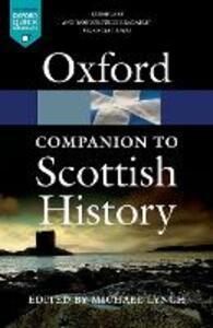 The Oxford Companion to Scottish History - cover
