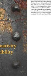 From Normativity to Responsibility - Joseph Raz - cover