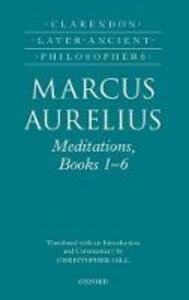Marcus Aurelius: Meditations, Books 1-6 - Christopher Gill - cover