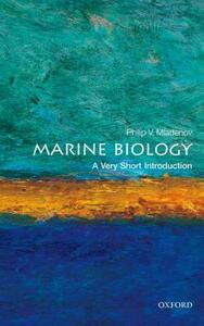Marine Biology: A Very Short Introduction - Philip V. Mladenov - cover