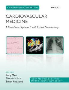 Challenging Concepts in Cardiovascular Medicine: A Case-Based Approach with Expert Commentary - cover