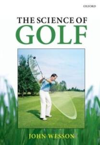 The Science of Golf - John Wesson - cover