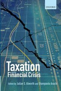 Taxation and the Financial Crisis - cover