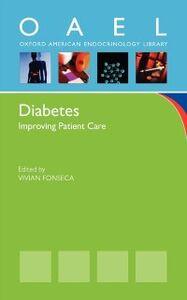 Foto Cover di Diabetes: Improving Patient Care, Ebook inglese di Vivan Fonseca, edito da Oxford University Press