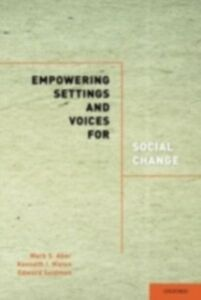 Ebook in inglese Empowering Settings and Voices for Social Change -, -