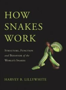 Foto Cover di How Snakes Work: Structure, Function and Behavior of the Worlds Snakes, Ebook inglese di Harvey B. Lillywhite, edito da Oxford University Press