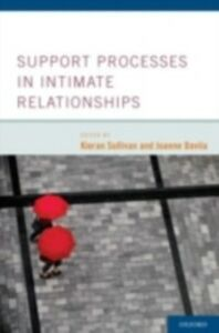 Ebook in inglese Support Processes in Intimate Relationships