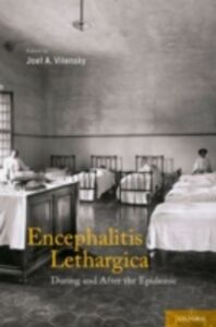 Ebook in inglese Encephalitis Lethargica: During and After the Epidemic