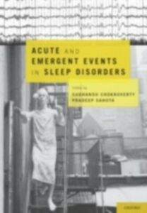 Ebook in inglese Acute and Emergent Events in Sleep Disorders -, -
