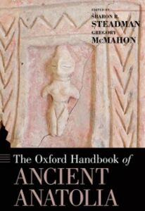 Foto Cover di Oxford Handbook of Ancient Anatolia, Ebook inglese di  edito da Oxford University Press