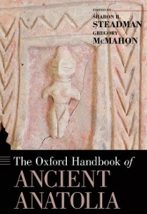 Ebook in inglese Oxford Handbook of Ancient Anatolia -, -