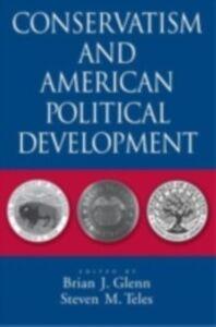 Foto Cover di Conservatism and American Political Development, Ebook inglese di  edito da Oxford University Press
