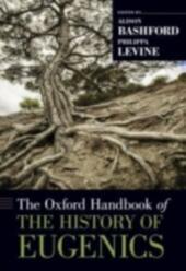 Oxford Handbook of the History of Eugenics