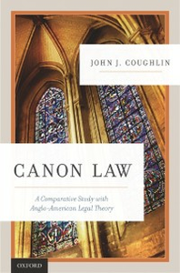 Ebook in inglese Canon Law: A Comparative Study with Anglo-American Legal Theory Coughlin, O.F.M., John J.