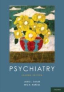 Foto Cover di Psychiatry, Ebook inglese di Janis Cutler,Eric Marcus, edito da Oxford University Press