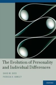 Ebook in inglese Evolution of Personality and Individual Differences -, -