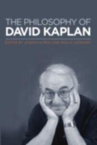 Ebook in inglese Philosophy of David Kaplan Almog, Joseph , Leonardi, Paolo