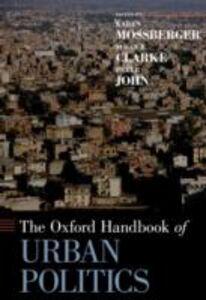 Ebook in inglese Oxford Handbook of Urban Politics -, -