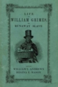 Ebook in inglese Life of William Grimes, the Runaway Slave -, -