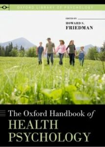 Ebook in inglese Oxford Handbook of Health Psychology