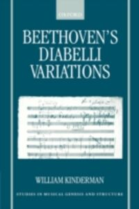 Ebook in inglese Beethoven's Diabelli Variations Kinderman, William