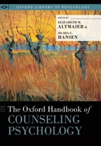 Ebook in inglese Oxford Handbook of Counseling Psychology -, -