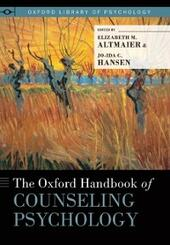 Oxford Handbook of Counseling Psychology
