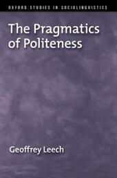 Pragmatics of Politeness