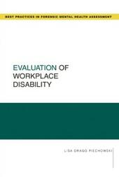 Evaluation of Workplace Disability