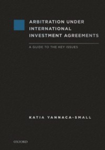 Ebook in inglese Arbitration Under International Investment Agreements: A Guide to the Key Issues Yannaca-Small, Katia