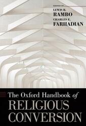 Oxford Handbook of Religious Conversion