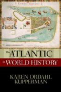 Ebook in inglese Atlantic in World History Kupperman, Karen Ordahl